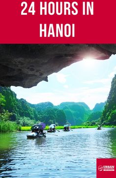 Our 24 hour guide to making the most of your time in Hanoi, Vietnnam Stuff To Do, Things To Do, Hanoi Vietnam, Old Town, Urban, City Guides, Adventure, Vietnam Travel, Travel