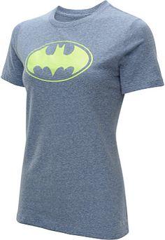 0b750d6f UNDER ARMOUR Women's Alter Ego Batgirl Tri-Blend Short-Sleeve T-Shirt -