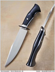 "bowie knife nick wheeler | Thread: Nick Wheeler Prototype Fighter. ""Oh YEA ""....."