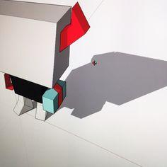 Filippo Perin aka PHIL papertoy sculpture process