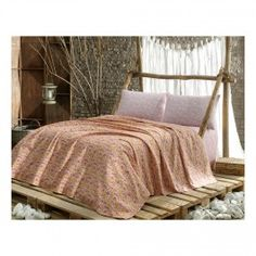 Set lenjerie pat Gerbe Bed, Furniture, Home Decor, Decoration Home, Stream Bed, Room Decor, Home Furnishings, Beds, Home Interior Design