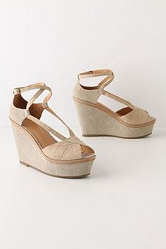 10cebcd7405c3 Cream of the Crop Wedges Neutral Wedges