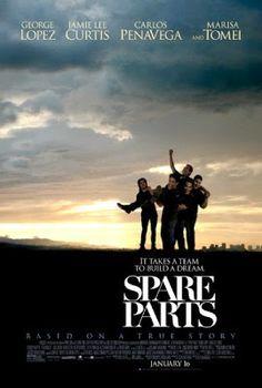 Spare Parts (2015)   HD-Movies