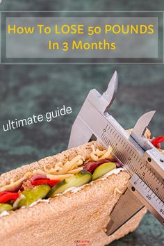 How To Lose 50 Pounds In 3 Months Ultimate Guide Low Calorie Snacks, Low Calorie Recipes, Healthy Snacks, Healthy Recipes, Weight Loss Tips, Lose Weight, Lose Fat Fast, Fat To Fit, Eating At Night