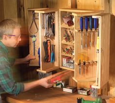 AW Extra - Small Shop Solutions - The Woodworker's Shop - American Woodworker