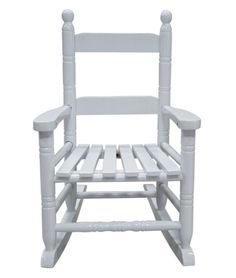 Children's Classic White Wood Rocking Chair Inskeppa http://www.amazon.com/dp/B00FOR1HX8/ref=cm_sw_r_pi_dp_.5Hqub0NSEYDD WOULD BE CUTE WITH SOPHIA NAME ON IT...LOL I KNOW SHE HAS A CHAISE LOUNGE COMING ;)