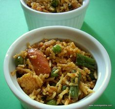 Personally, I am not a fan of vegetable biryani. I mean, who needs it when you have a much tastier counterpart – chicken biryani! But since I am looking at cooking more and more diverse vegetarian dishes, I had to try this as well. In fact, my mom calls biryani a quick fix meal when...Read More »
