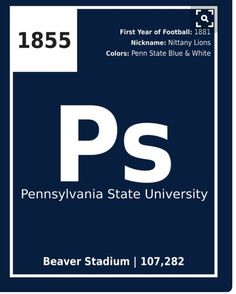 huge discount 07b53 5f0a1 Football Fans, College Football, Happy Valley, Nittany Lion, State  University, Die
