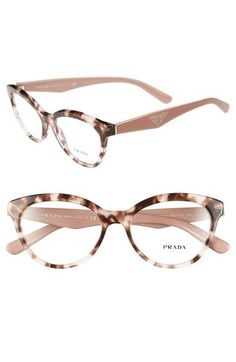 2a5de2bfaae2 Prada 52mm Optical Glasses available at  Nordstrom Prada Glasses Frames