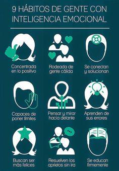 9 Hábitos de personas con inteligencia emocional..