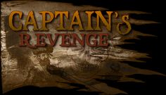 """The next house for SeaWorld Orlando's Howl-O-Scream has been announced, ready to immerse guests in the depths of """"Captain's Revenge"""": Seaworld Orlando, Sea World, Revenge, Scream, House, Home, Homes, Houses"""