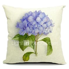 Monkeysell Couch Pillows CameraPattern Cotton Linen Throw Pillow Case Cushion Cover for Home Décor Sofa Car Office 18 X 18 Inch (Blue+Brown) Sofa Throw Pillows, Floral Throw Pillows, Linen Pillows, Designer Throw Pillows, Accent Pillows, Linen Sofa, Sofa Cushions, Cushion Covers, Pillow Covers