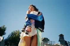 Purple S/S 13: Cameron Russell by Theo Wenner