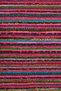 Uganda handmade rug