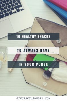 The purse snacks I like to bring carry with me. Healthy snacks that are portable. Great healthy snacks for kids too.