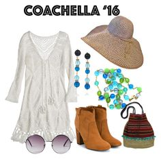 """""""Hot coachella Style"""" by shistyle ❤ liked on Polyvore featuring Laurence Dacade, Calypso St. Barth, Etro, Monki and bestofcoachella"""