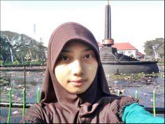 At Monument Malang City ;;)