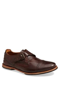 Timberland 'Wodehouse Lost History' Monk Strap Slip-On available at #Nordstrom