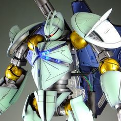 Custom Build: MG 1/100 Turn X with LED - Gundam Kits Collection News and Reviews