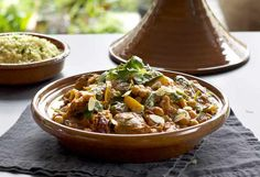 Chicken & Date Tagine