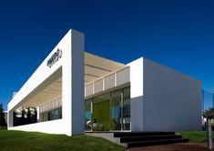 Gallery: Ginkgo Minimalist Lounge Facade Architecture - Furniture, Architecture, Gadget, Industrial Design - Syahdiar Daily Picks Design