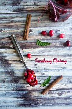 Thanksgiving Recipes : Cranberry Chutney Recipe