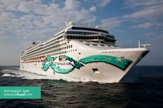 Norwegian Jade #travel #cruise #NCL