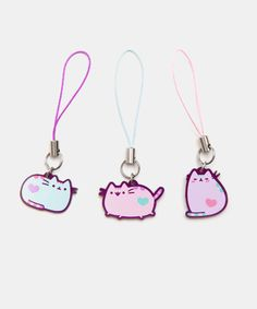 Pastel Pusheen phone