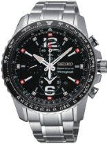 Seiko Men's SNAE95 Analog Japanese-Quartz Silver Watches - $267.99