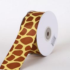 Choose a wide range of giraffe print ribbon from My DIY Fabric at wholesale price. Avail flat 38% off on eligible products. Ideal for arts and crafts as well as packaging, scrap-booking and so on.