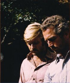 REDFORD AND NEWMAN.....