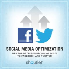 Tips for Better-Performing Posts to Facebook and Twitter, new from @Shoutlet. Download the new guide.