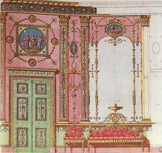 Robert Adam Interiors | ... Adam Brothers, Golden Mean, Chiswick House, White House, John Wood the