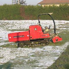 Tracked mini tractors | Tracked mini tractor DocTrak 37.100 | Hinowa S.p.A.