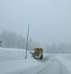 who doesn't love the snow plow?!!
