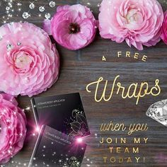 LAST DAY  Today is theFINALday to get anEXTRAbox of wrapswhen you enrol as a DISTRIBUTOR today!! What are the benefits of becoming a distributor!? Well these conisist of..... You get discount pricing always! A free business kit! Your own personal website! Share with your family and friends! Use our amazing products! Make an EXTRA income! And more!... If this is something thatYOUare interested indont be afraid to take that first stepi will personal mentor you to become anINCOME EARNERfor more…