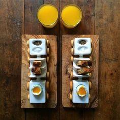 20 Symmetry Breakfasts by Michael Zee Superbcook.com