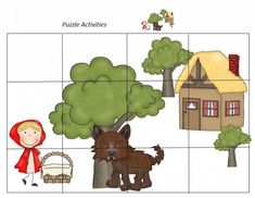 Related Posts:Little Red Riding Hood ActivitiesLittle red riding hood craft ideasPuppet craft and project ideasLearning color activities Fairy Tale Activities, Eyfs Activities, Spring Activities, Color Activities, Little Red Ridding Hood, Red Riding Hood Story, Fairy Tales Unit, Fairy Tale Theme, Traditional Tales