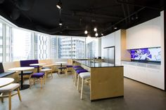 Siren Design has designed a new office space for Hollard Australia Group's Real Insurance call center.