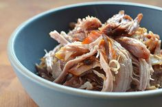 Slow Cooker Kalua Pig by Michelle Tam http://nomnompaleo.com