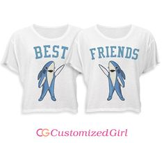 Best Friends Left Shark