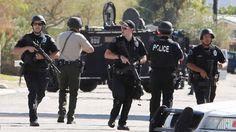 Begin oktober 2016 werden in de Amerikaanse staat Californië in Palm Springs drie agenten neergeschoten op straat, twee van hen overleden. De schietpartij had plaats nadat de politie tussenbeide kwam bij een familieruzie. Dit is het zoveelste voorbeeld van zinloos wapengeweld in de VS, zonder dat hierbij moslimextremisten betrokken zijn. In de pers werd de dader een 'verward' persoon genoemd.