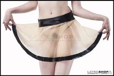 Latex Mini transparent