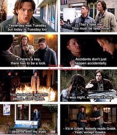 Winchester logic being logical