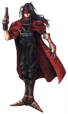 Original Vincent Valentine - Final Fantasy VII