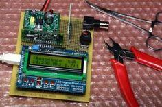 Arduino SWR Antenna Analyzer