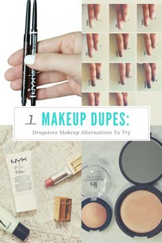 7 Makeup Dupes Drugstore Makeup Alternatives To Try