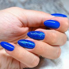Time for something blue :) Do you like blue? Its my favourite color! 💙💜💙  Przepiekny Parisian blue 185 @cosmeticszone.pl #nailsoftheday #nailart #nails #cosmeticszonenails💅 #nails2inspire #instanail #hybrydnails #hybrydymanicure #paznokciehybrydowe #paznokcie #piekne #pieknepaznokcie #pazurki #pazurkihybrydowe #bluenails #parisianblue