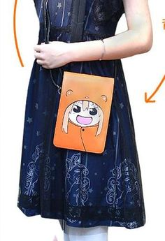 Himouto! Umaru-chan Kawaii Shoulder Bag SP165861
