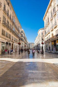 Malaga erleben - Andalusien im Frühling - historische Altstadt